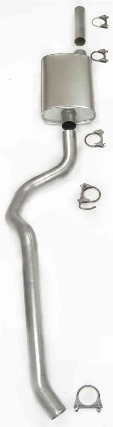 JEGS Performance Products 30496 - JEGS Performance Truck Exhaust Systems