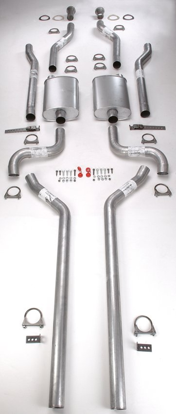 JEGS Performance Products 30500 - JEGS Dual Exhaust Kits