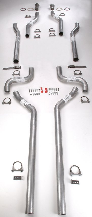 JEGS Performance Products 30503 - JEGS Dual Exhaust Kits