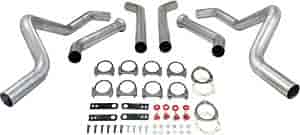 JEGS Performance Products 30543 - JEGS Dual Exhaust Kits