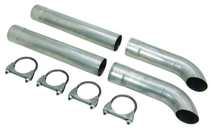 JEGS Performance Products 30623 - JEGS Header Turndowns