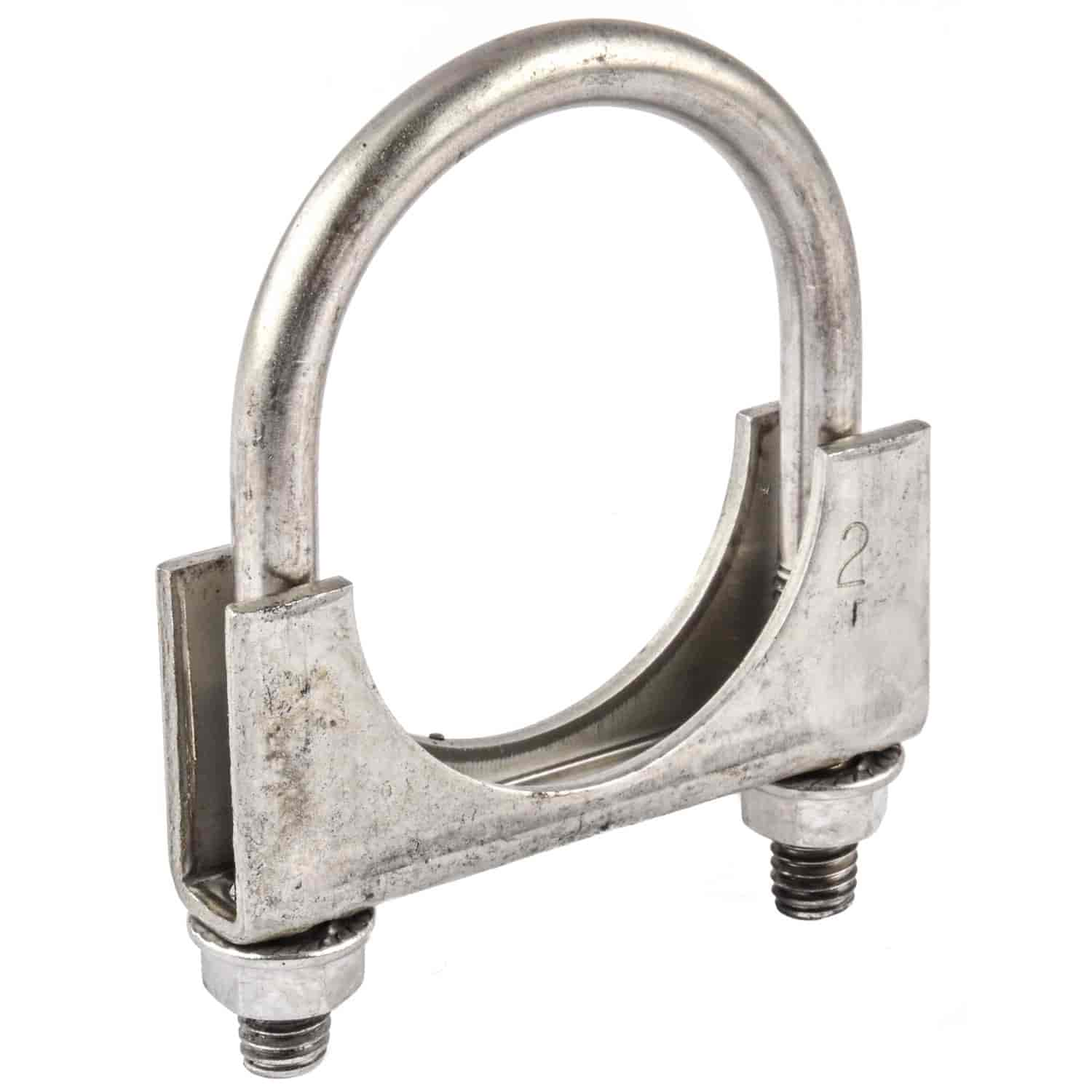 JEGS Performance Products 30720 - JEGS Exhaust U-Clamps