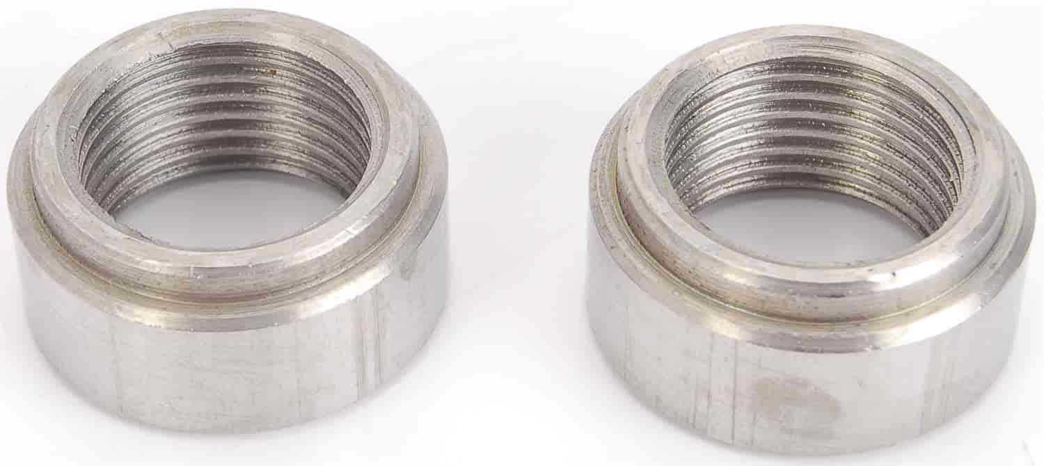 JEGS Performance Products 30744 - JEGS O2 Sensor Weld Fittings & Plugs