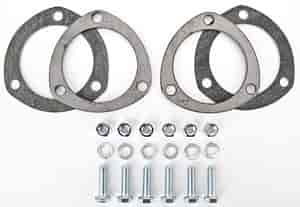 JEGS Performance Products 30826 - JEGS Collector Flange Rings and Ring Kits