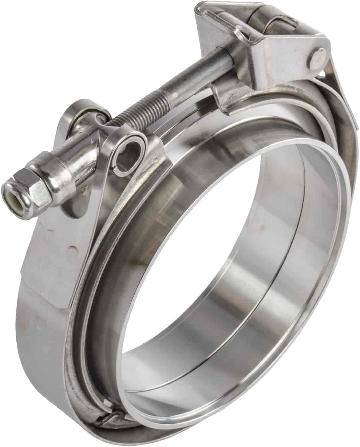 JEGS 30858 Replacement Quick Release V-Band Clamp 2.5/""