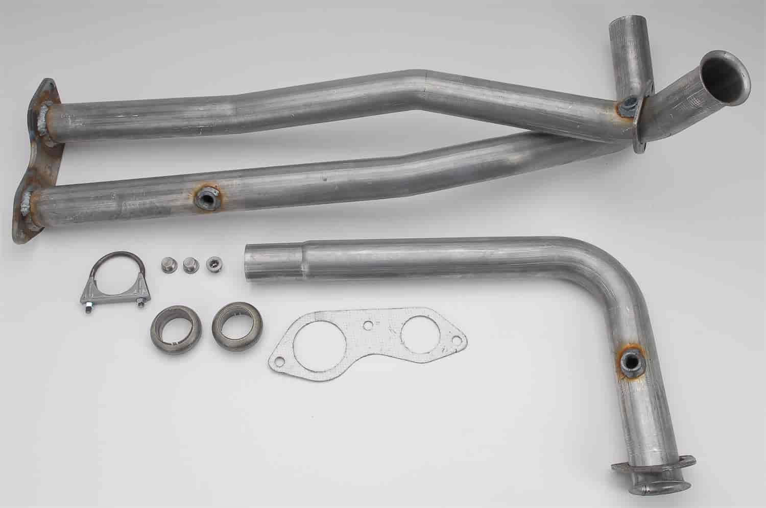 JEGS Performance Products 31005 - JEGS Off-Road Y-Pipes for Trucks