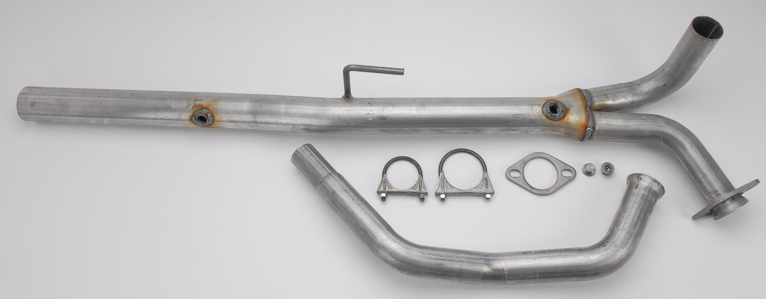 JEGS Performance Products 31020 - JEGS Off-Road Y-Pipes for Trucks