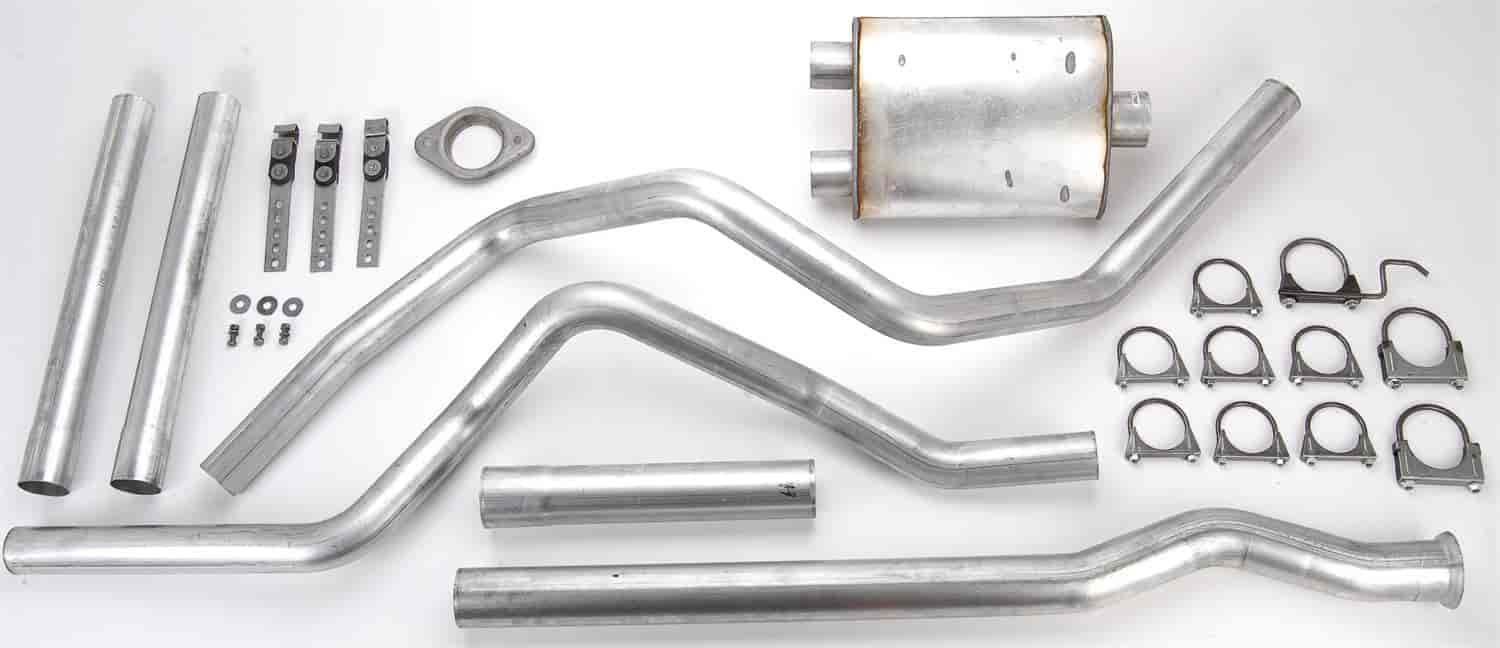 JEGS Performance Products 31101 - JEGS Performance Truck Exhaust Systems