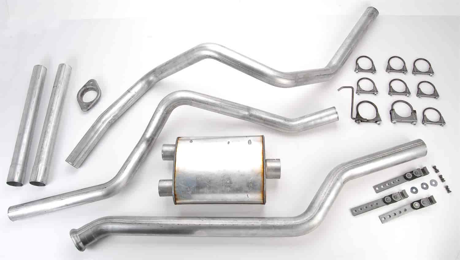 JEGS Performance Products 31103 - JEGS Performance Truck Exhaust Systems