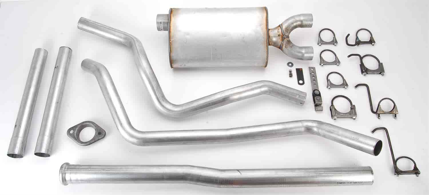 JEGS Performance Products 31104 - JEGS Performance Truck Exhaust Systems