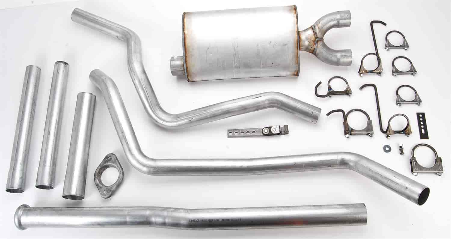 JEGS Performance Products 31105 - JEGS Performance Truck Exhaust Systems