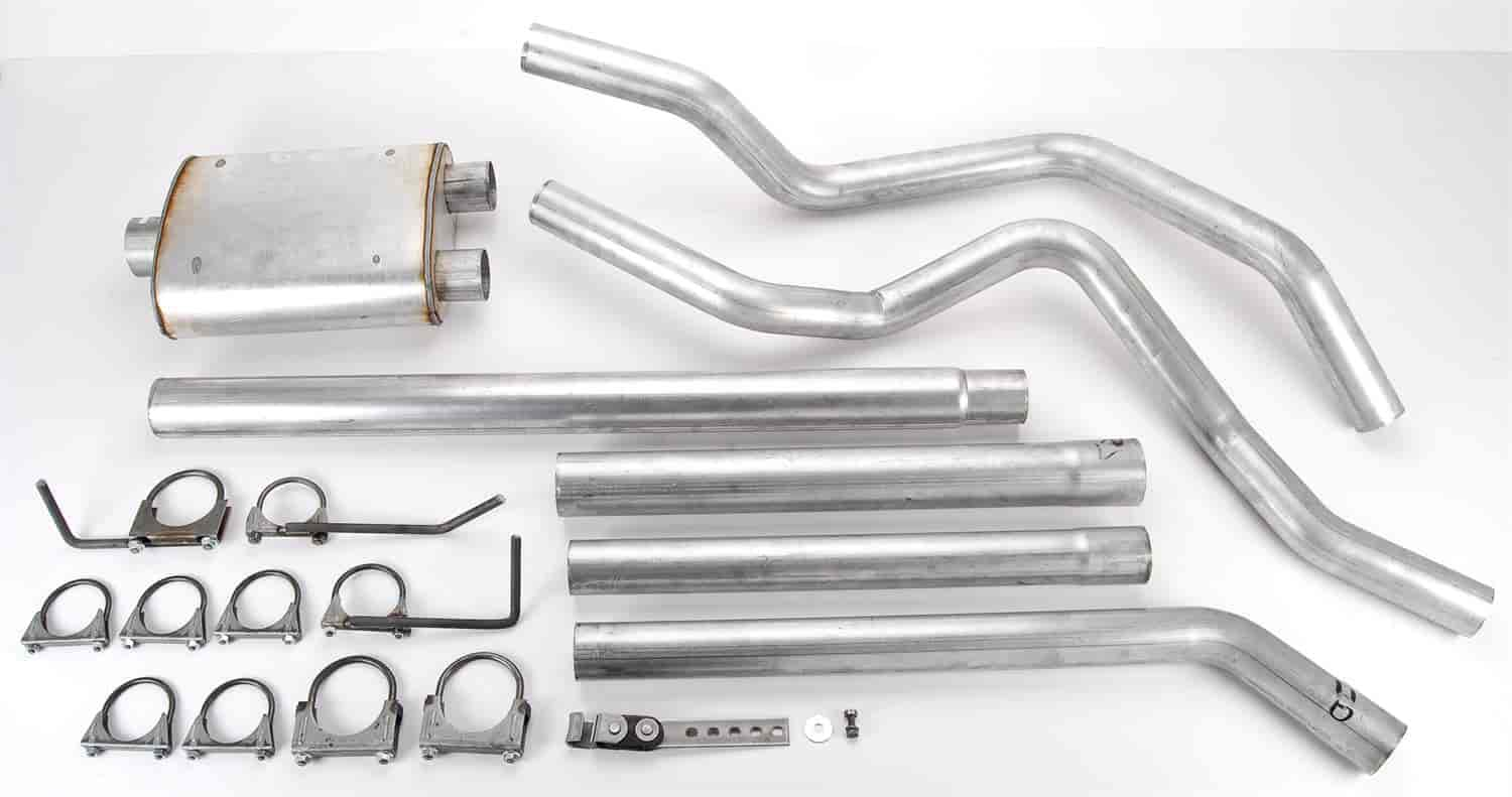 JEGS Performance Products 31112 - JEGS Performance Truck Exhaust Systems