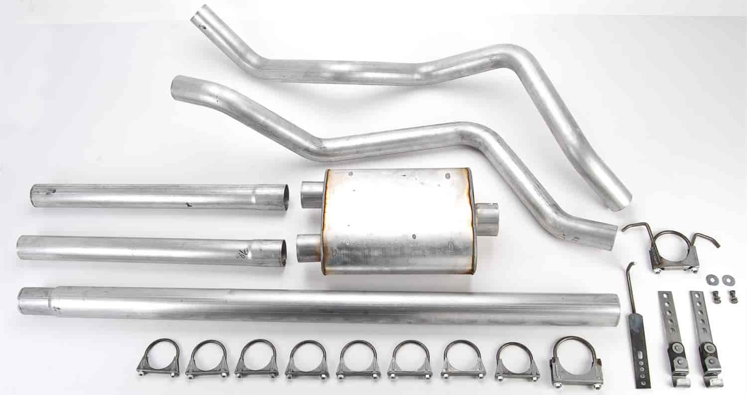 JEGS Performance Products 31120 - JEGS Performance Truck Exhaust Systems