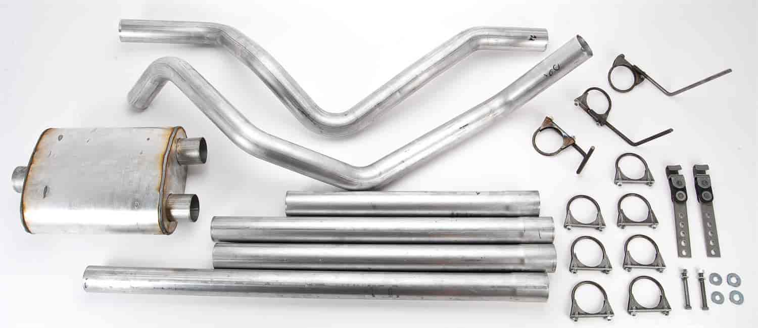 JEGS Performance Products 31121 - JEGS Performance Truck Exhaust Systems