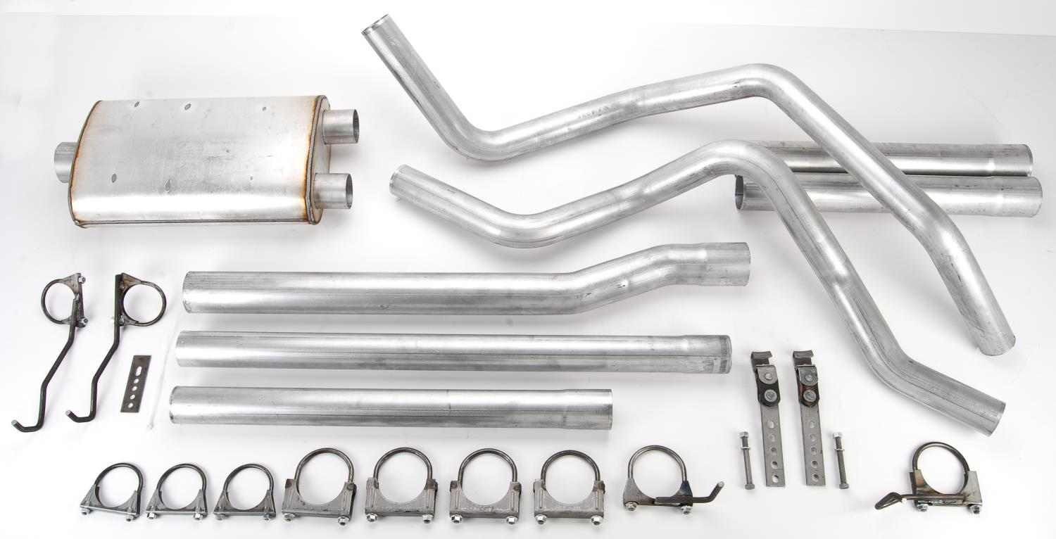 JEGS Performance Products 31123 - JEGS Performance Truck Exhaust Systems