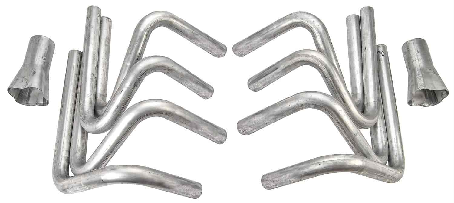 JEGS Performance Products 31882 - JEGS Open-Wheel Long Tube Design Header Weld-Up Tubing Kits