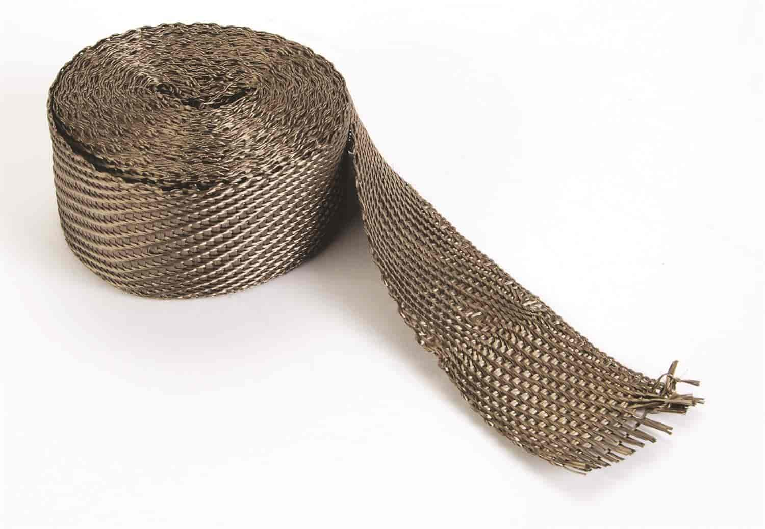JEGS Performance Products 32075 - JEGS Lava Exhaust Wrap