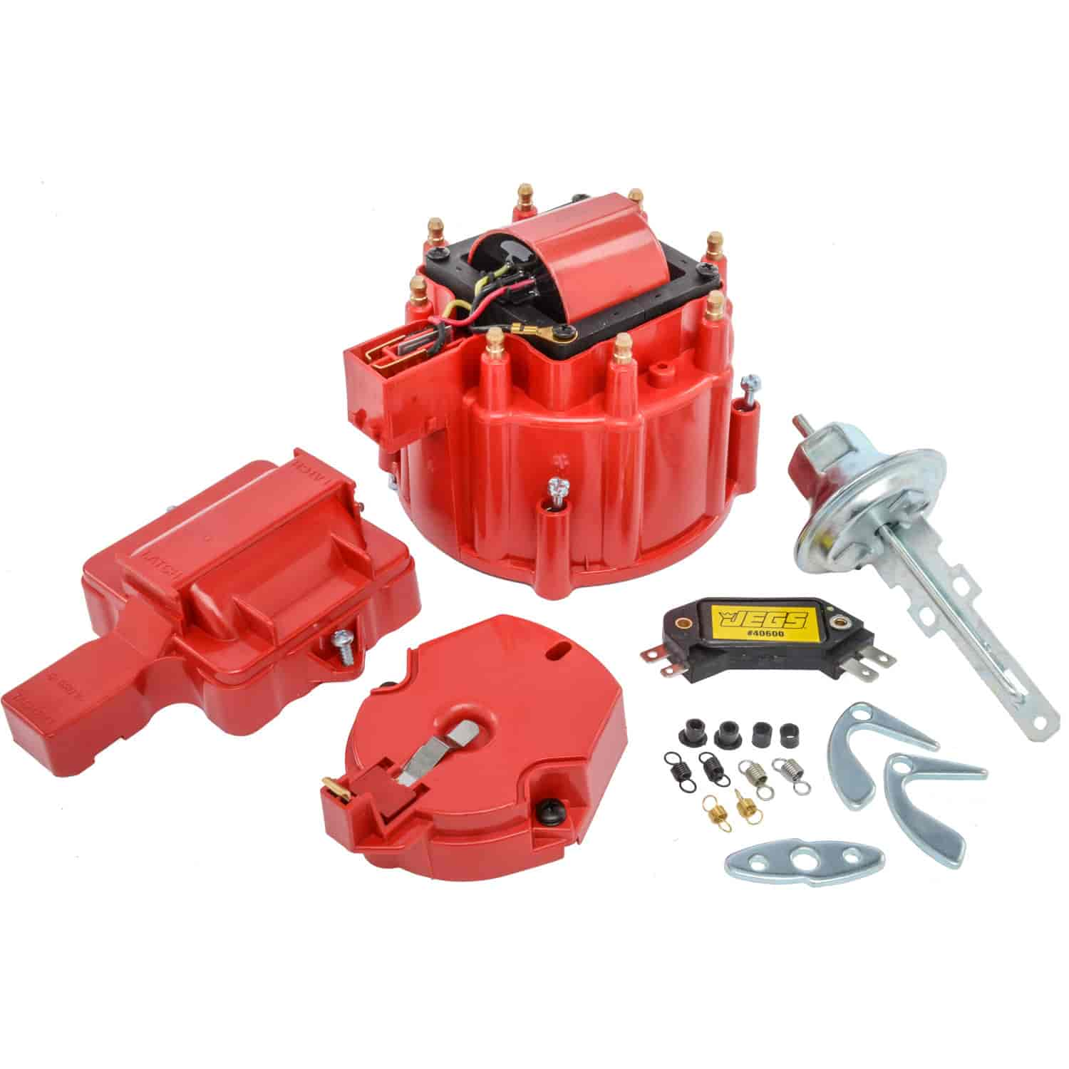 JEGS Performance Products 40009 - JEGS High-Performance HEI Ignition Tune-Up Kits