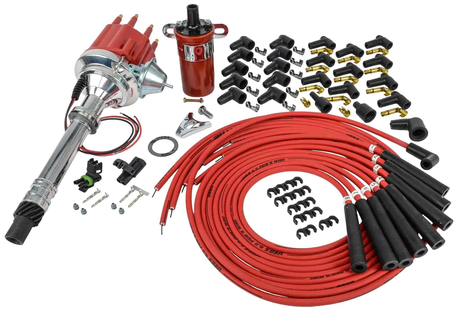 JEGS Performance Products 40050K - JEGS SSR Distributors
