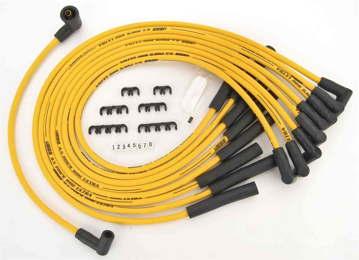 JEGS Performance Products 40236 - JEGS 8.5mm Ultra Pow'r Wires