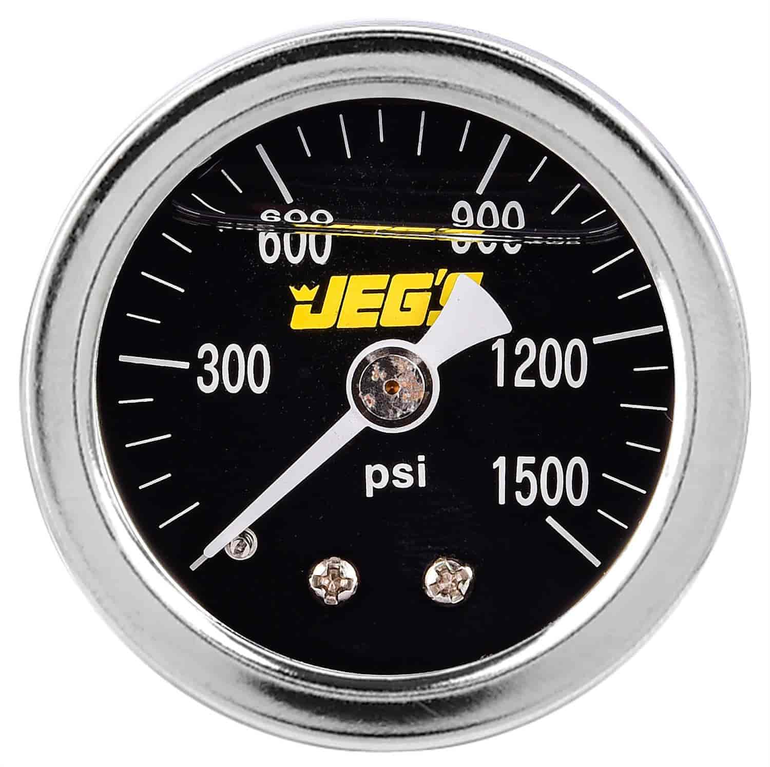 JEGS Performance Products 41005 - JEGS Nitrous Pressure Gauge