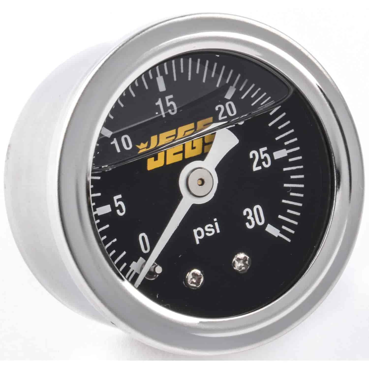 JEGS Performance Products 41011 - JEGS Fuel Pressure Gauges