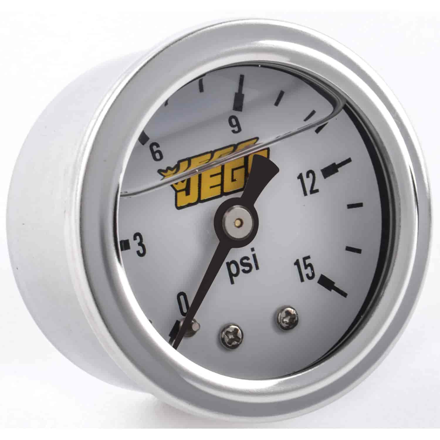 JEGS Performance Products 41040 - JEGS Fuel Pressure Gauges