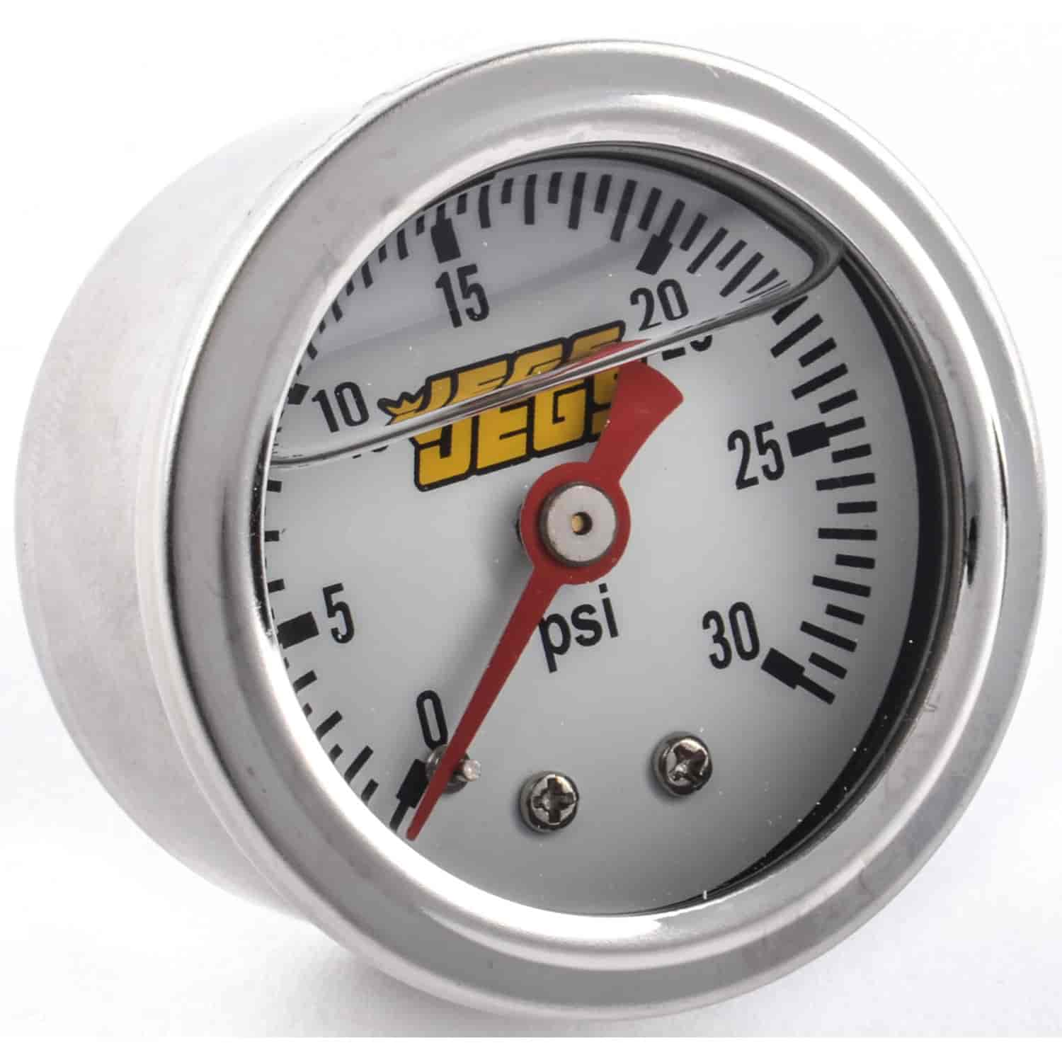 JEGS Performance Products 41041 - JEGS Fuel Pressure Gauges