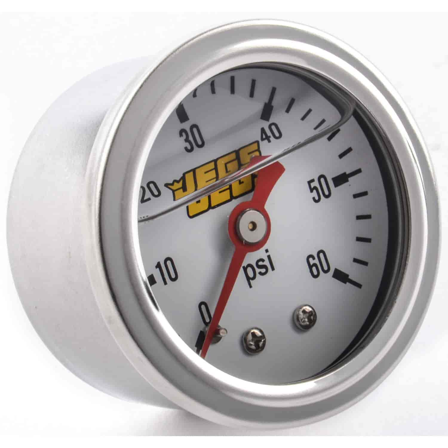 JEGS Performance Products 41042 - JEGS Fuel Pressure Gauges