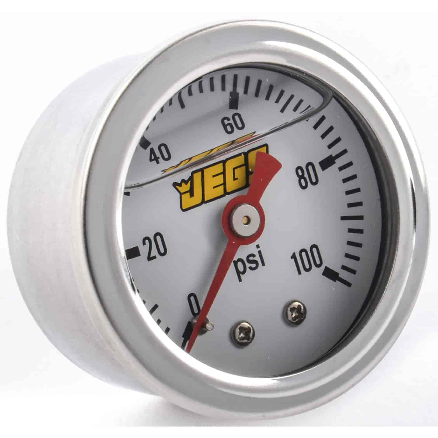 JEGS Performance Products 41046 - JEGS 1986-93 Ford 5.0L Fuel Pressure Gauge Kits