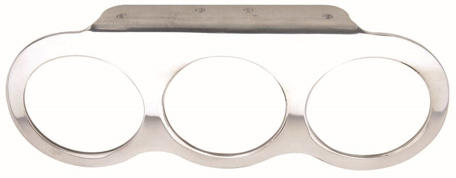 JEGS Performance Products 41082 - JEGS Aluminum Gauge Panels