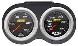 JEGS Performance Products 41096K - JEGS Gauge and Panel Kits