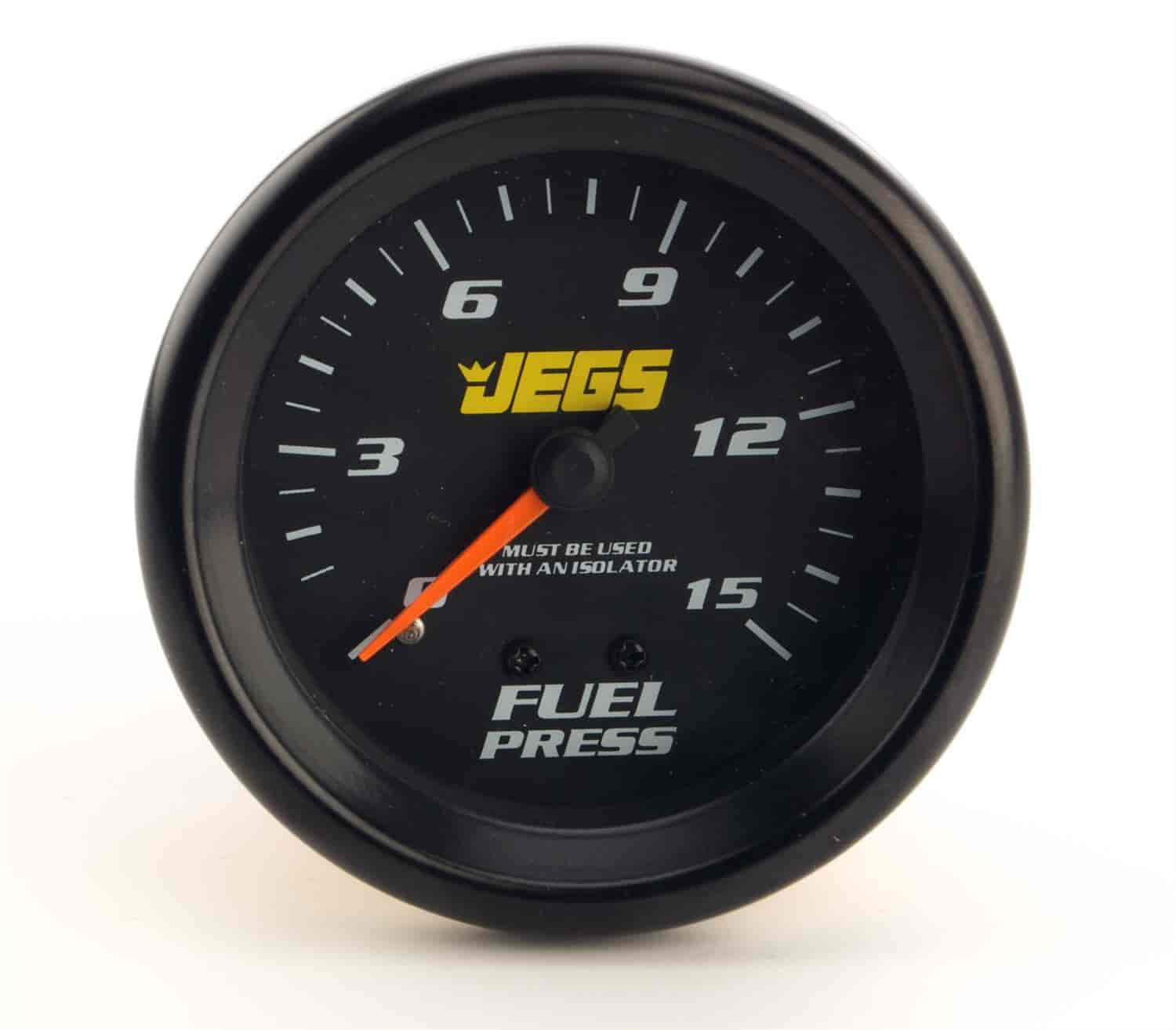 JEGS Performance Products 41205 - JEGS 2-5/8'' Gauges