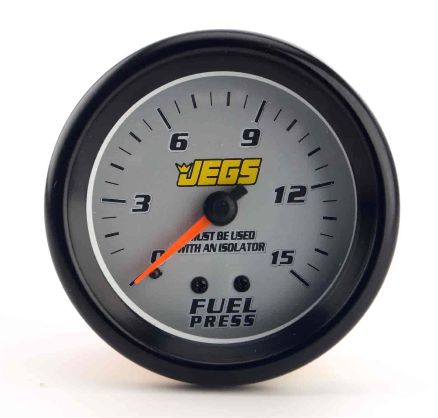 JEGS Performance Products 41225 - JEGS 2-5/8'' Gauges