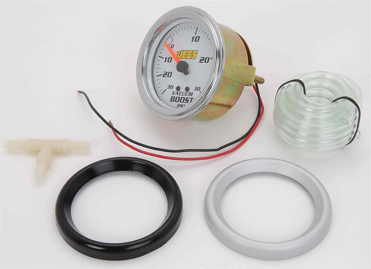 JEGS Performance Products 41244 - JEGS 2-5/8'' Gauges