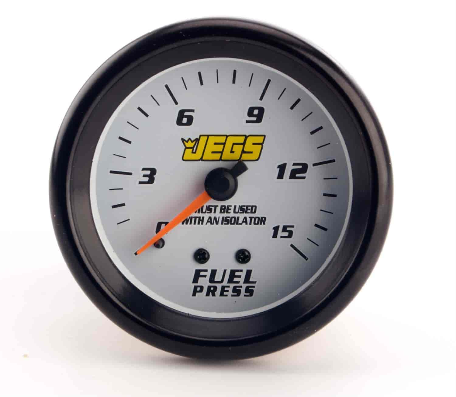 JEGS Performance Products 41245 - JEGS 2-5/8'' Gauges