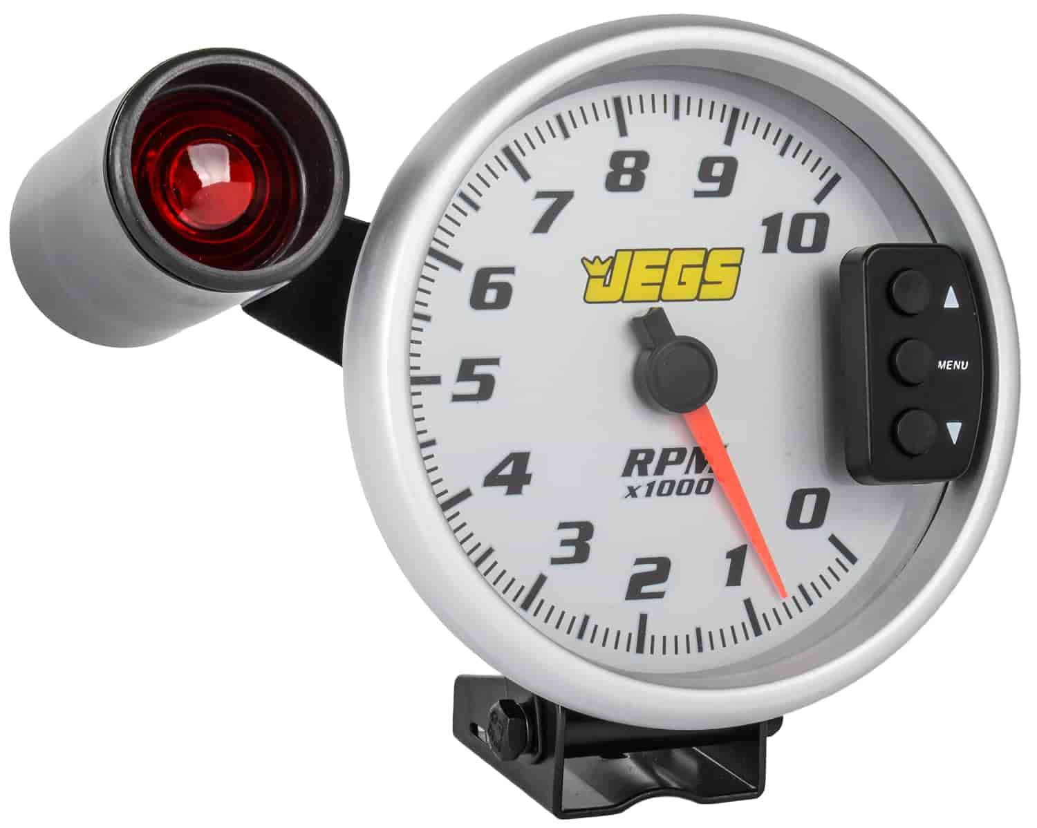 JEGS Performance Products 41261 - JEGS 5'' Tachometers w/ Memory & Shift Light
