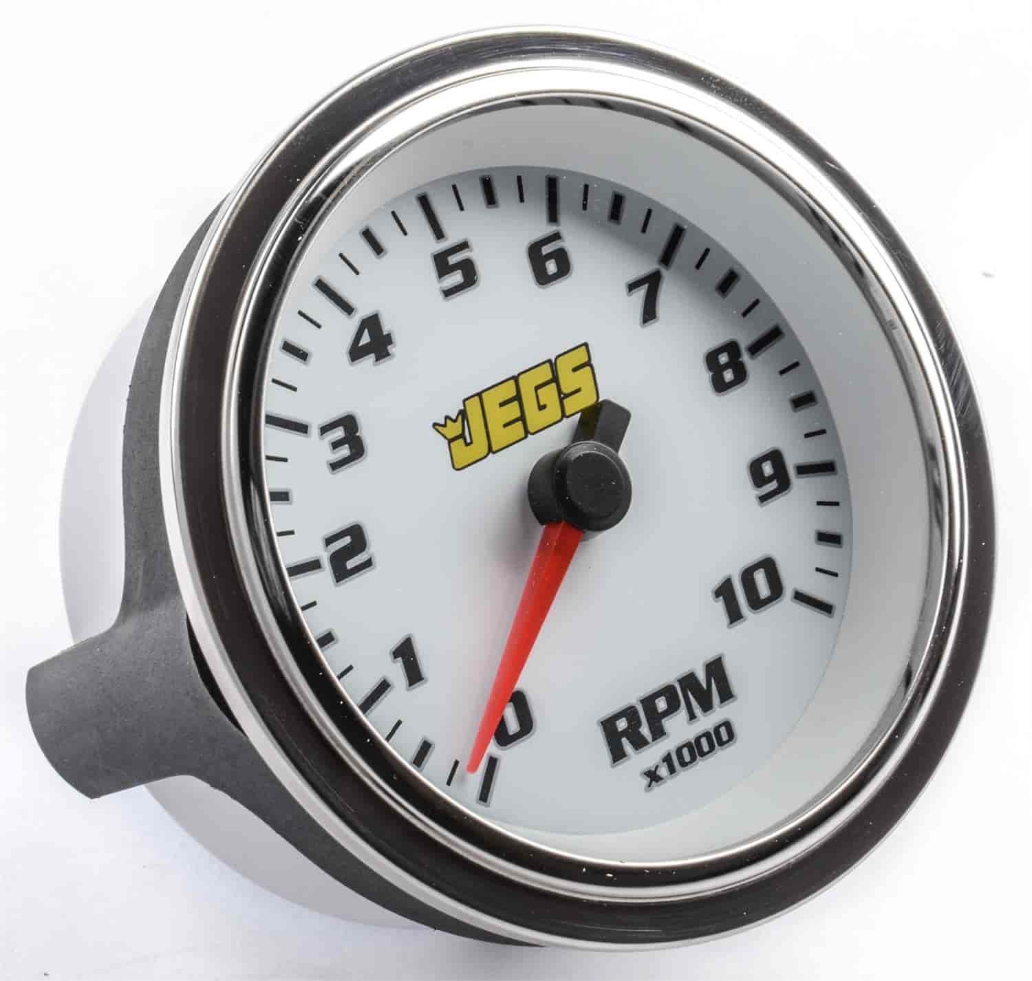 JEGS Performance Products 41272 - JEGS 3-3/8'' Tachometer & Speedometer