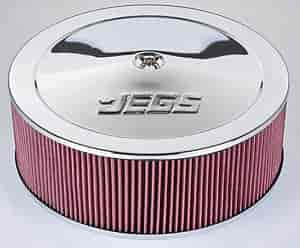 JEGS Performance Products 500021 - JEGS Performance Chrome Air Cleaners