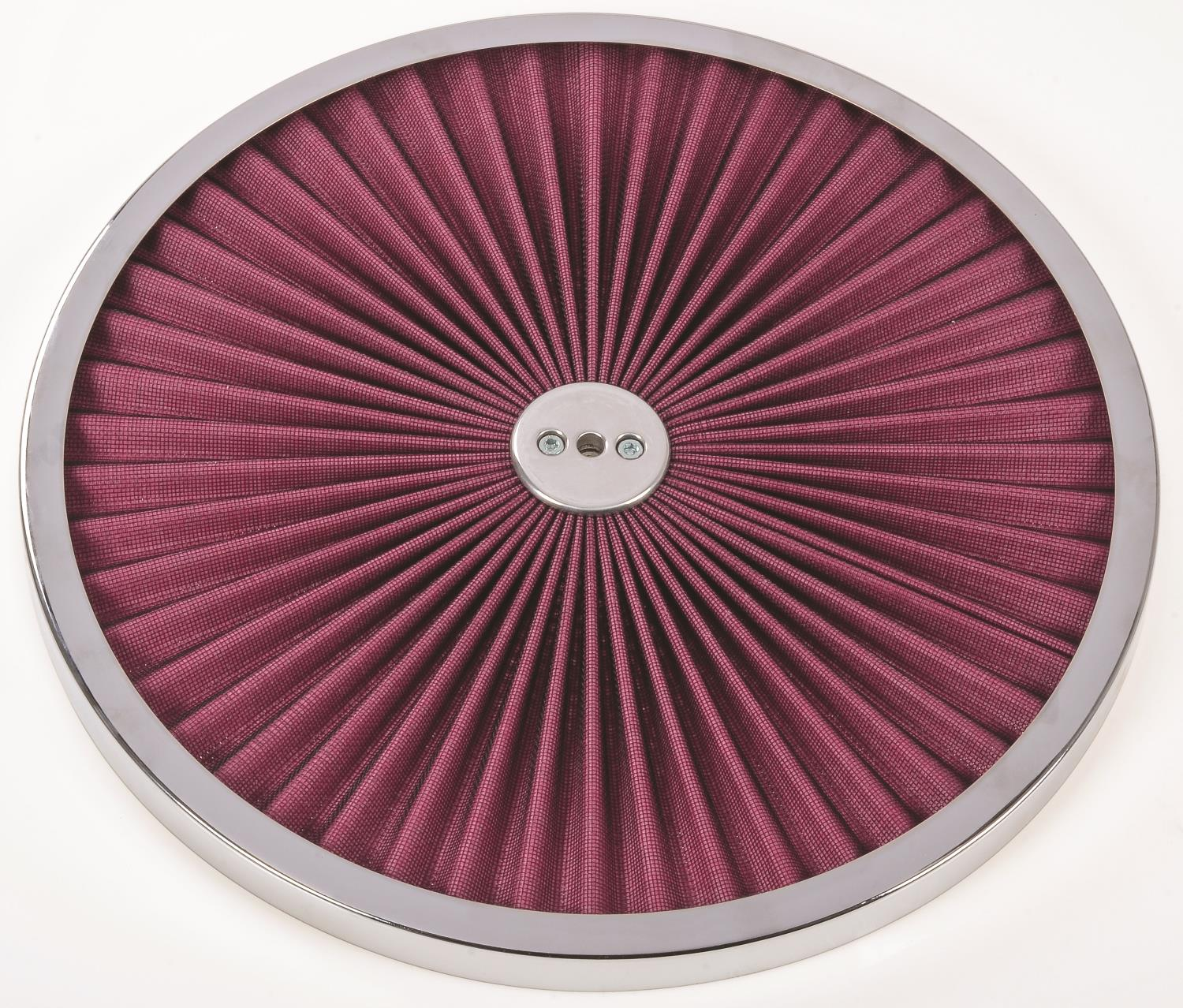 JEGS Performance Products 500032 - JEGS Flow-Thru Air Cleaner Lids