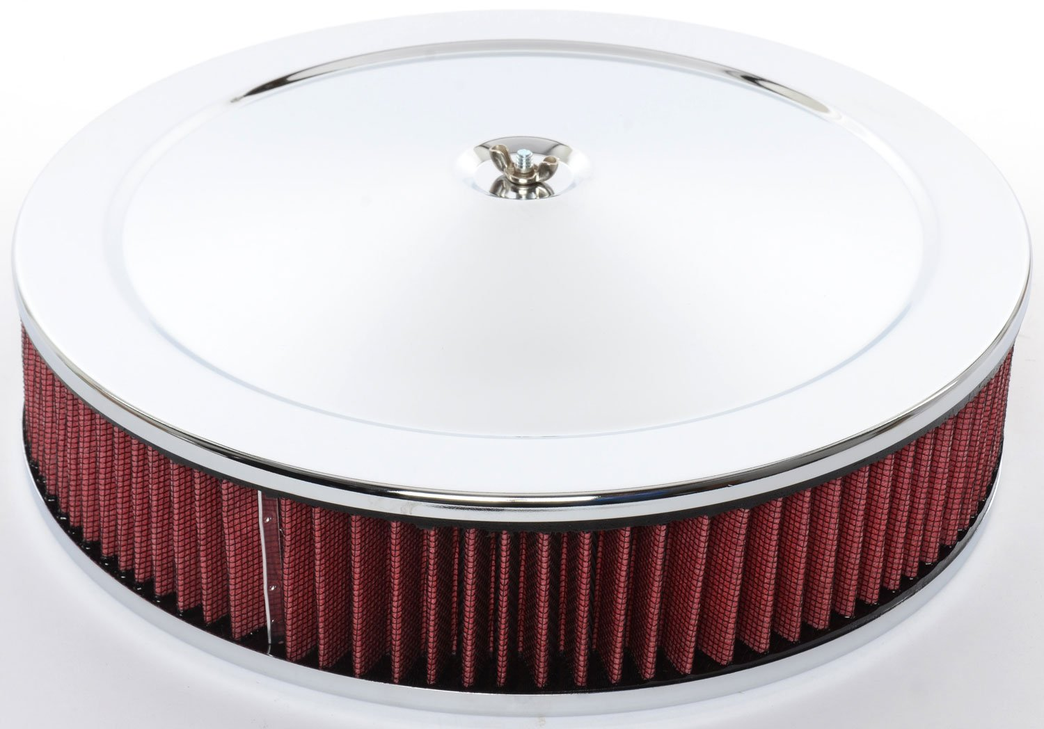 JEGS Performance Products 50004 - JEGS Performance Chrome Air Cleaners