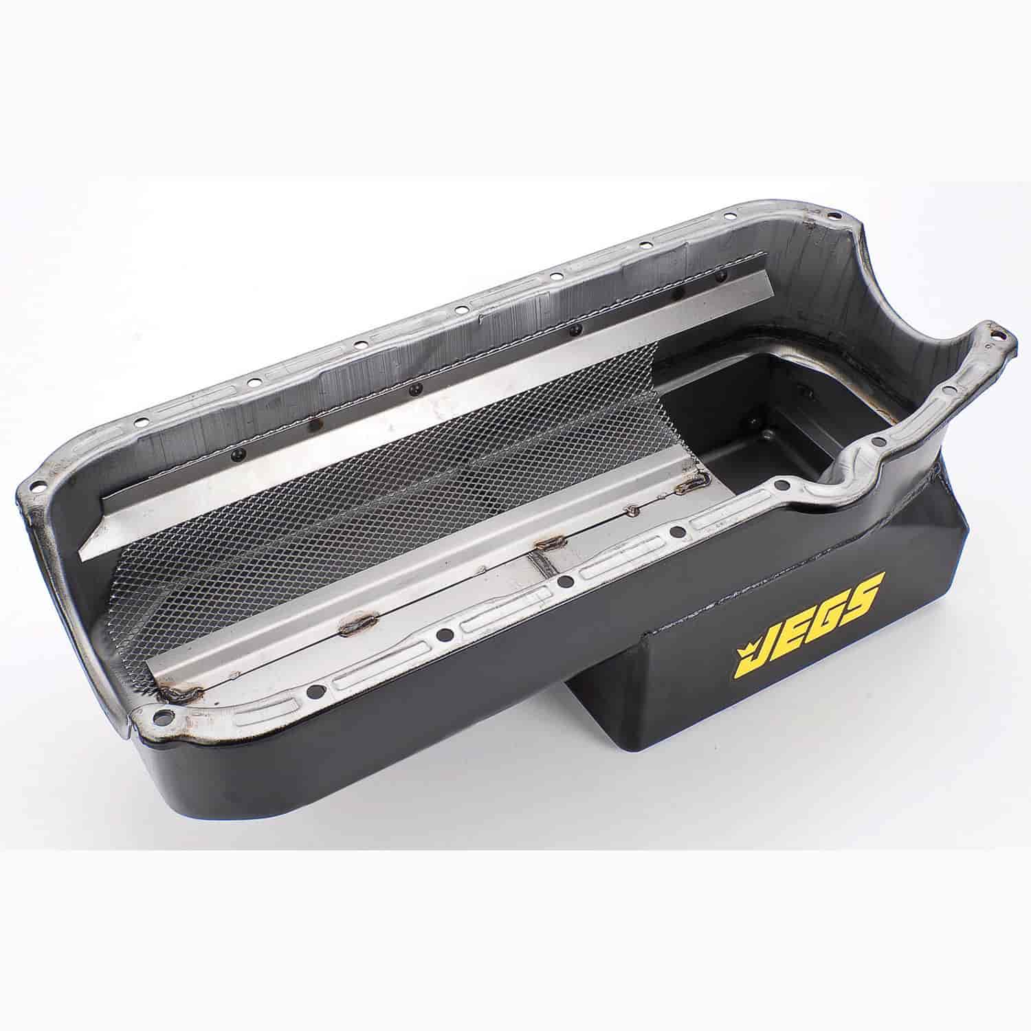 JEGS Performance Products 50220 - JEGS Street & Strip Oil Pans