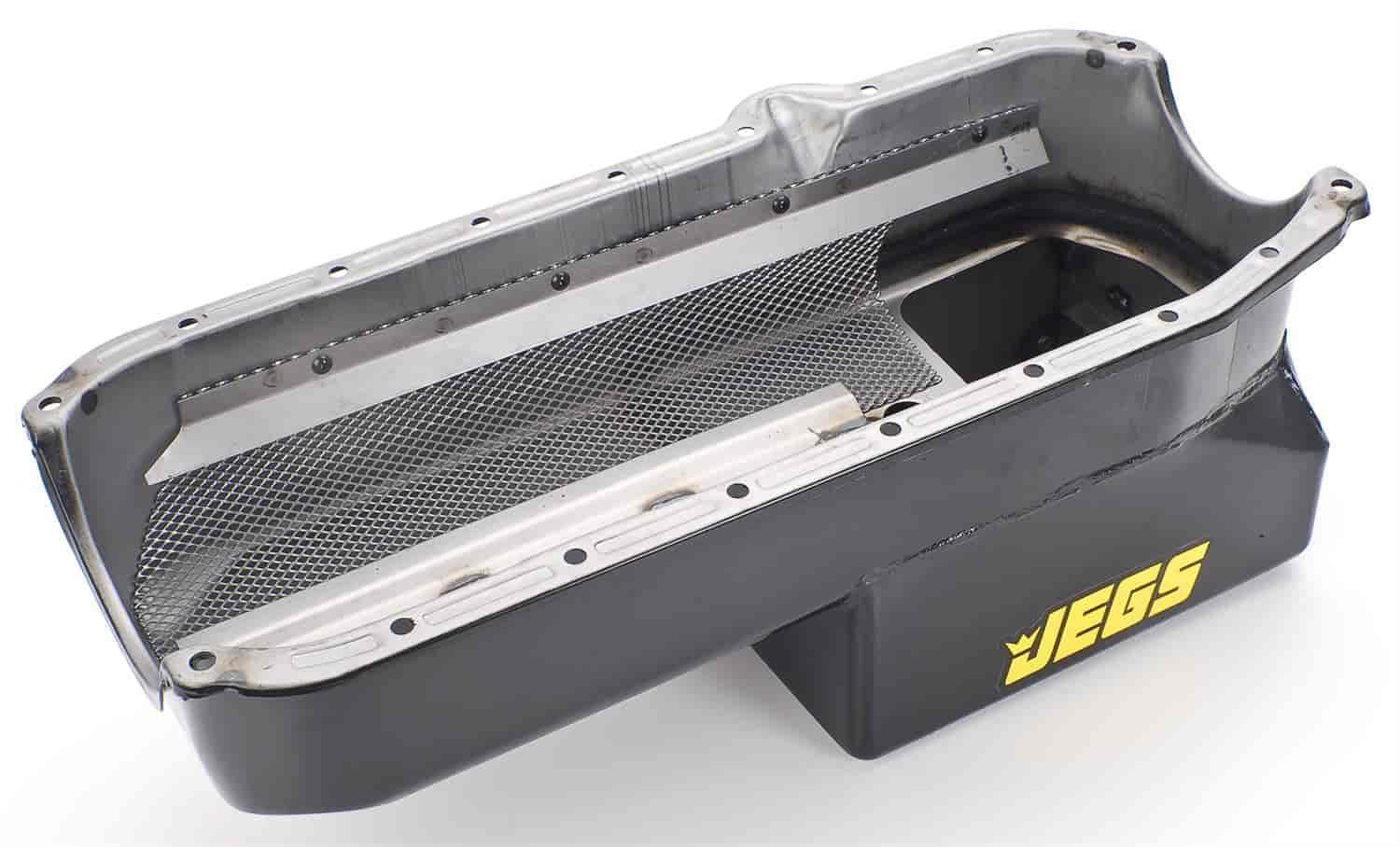 JEGS Performance Products 50222 - JEGS Street & Strip Oil Pans