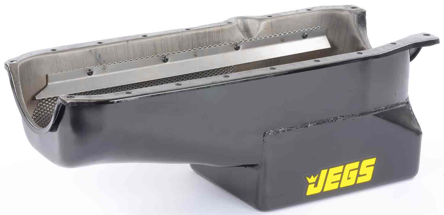 JEGS Performance Products 50223 - JEGS Street & Strip Oil Pans
