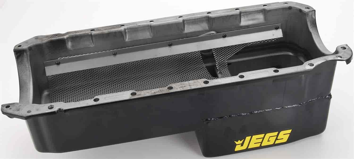 JEGS Performance Products 50230 - JEGS Street & Strip Oil Pans