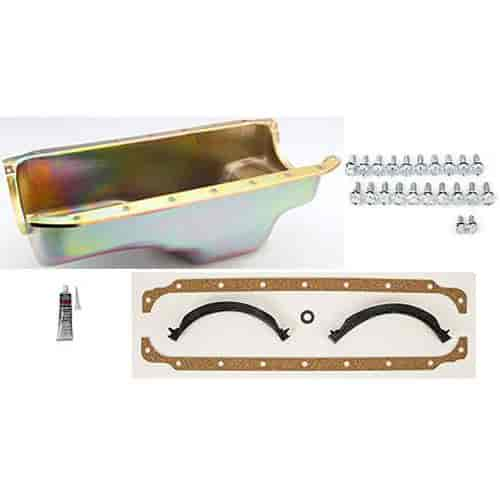 JEGS Performance Products 50270K - JEGS Stock Replacement Oil Pans