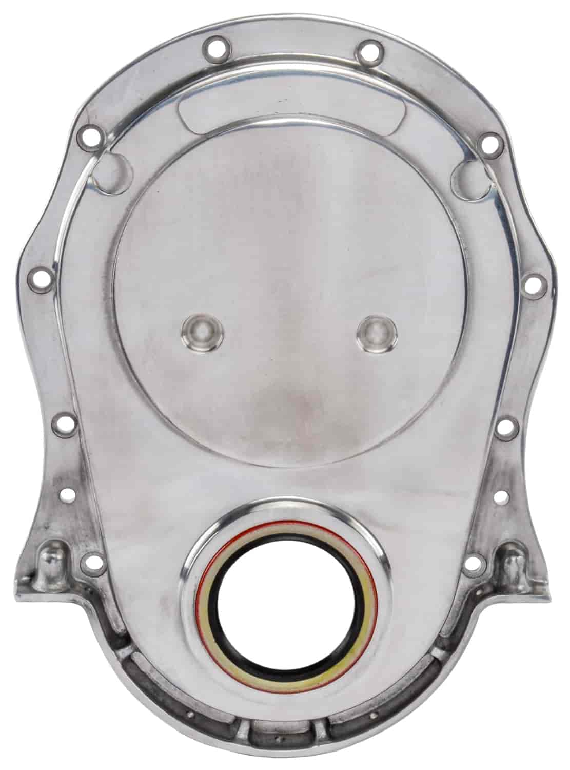 JEGS Performance Products 50310 - JEGS Polished Cast Aluminum Timing Covers