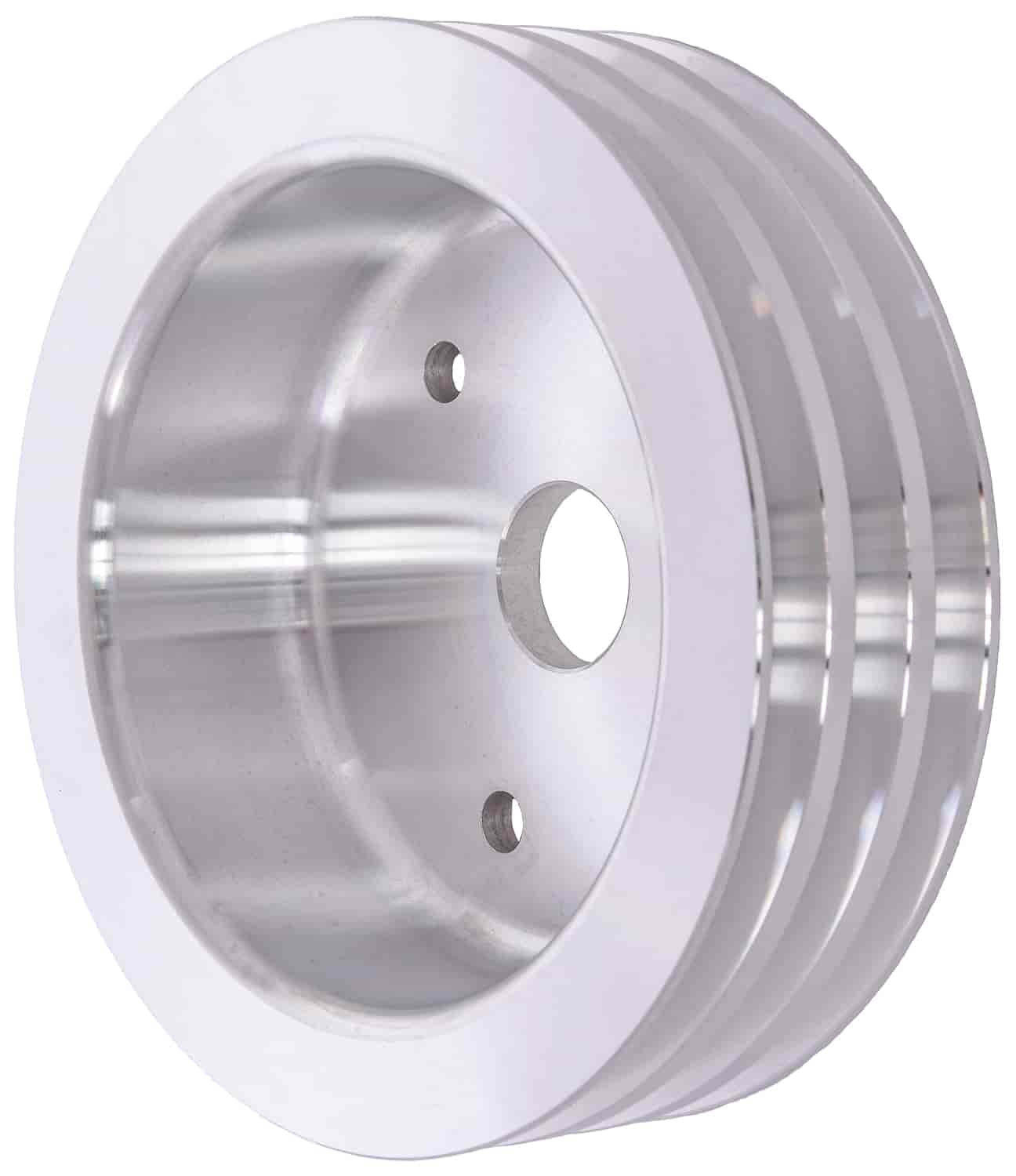JEGS Performance Products 504008: Crankshaft Pulley For