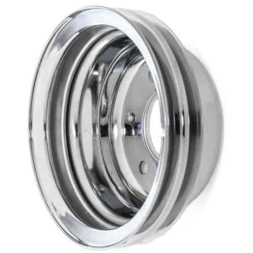 JEGS Performance Products 504204 Crankshaft Pulley Small