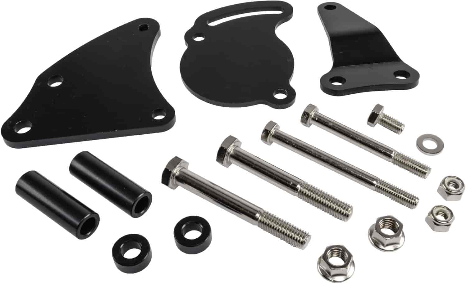 JEGS 60790 Stud /& Bolt Kit for GM Power Steering Pumps Includes